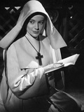 Black Narcissus, Deborah Kerr, 1947 Photo