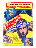 Kansas City Confidential, John Payne, Colleen Gray, John Payne, 1952 Poster