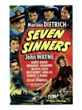 Seven Sinners, 1940 Photo