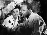 Cabin In The Sky, Lena Horne, Eddie &#39;Rochester&#39; Anderson, 1943 Poster