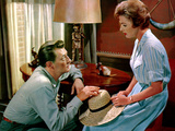 Home From The Hill, Robert Mitchum, Eleanor Parker, 1960 Photo