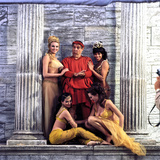 A Funny Thing Happened On The Way To The Forum, Zero Mostel, 1966 Prints