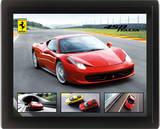 Framed: Ferrari Affiche