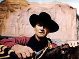 The Searchers, John Wayne, 1956 - Reprodüksiyon