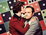 Guys And Dolls, Jean Simmons, Marlon Brando, 1955 Plakater