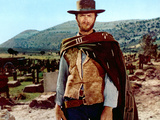 The Good, The Bad And The Ugly, Clint Eastwood, 1966 Photographie