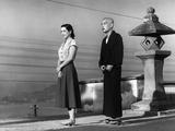 Tokyo Story, (AKA Tokyo Monogatari), Setsuko Hara, Chishu Ryu, 1953 Photo