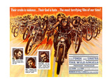 The Wild Angels, 1966 Posters