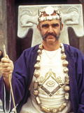The Man Who Would Be King, Sean Connery, 1975 Photo