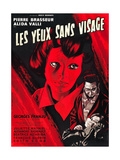 Eyes Without A Face, (AKA Les Yeux Sans Visage), Edith Scob, Pierre Brasseur, 1959 Photo