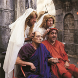 A Funny Thing Happened On The Way To The Forum, 1966 Posters