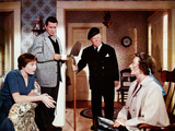 The Trouble With Harry, Shirley MacLaine, John Forsythe, Edmund Gwenn, Mildred Natwick, 1955 Posters