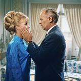 Madigan, Inger Stevens, Richard Widmark, 1968 Photo