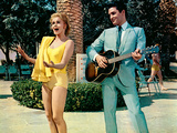 Viva Las Vegas, Ann-Margret, Elvis Presley, 1964 Photo