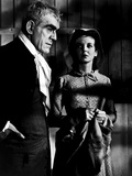 Bedlam, Boris Karloff, Anna Lee, 1946 Photo