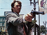 Dirty Harry, Clint Eastwood, 1971 Print