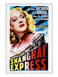 Shanghai Express, Marlene Dietrich, 1932 Photo