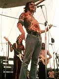 Woodstock, Joe Cocker, 1970 Photographie