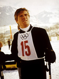 Downhill Racer, Robert Redford, 1969, Skier Prints