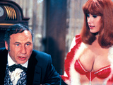 Blazing Saddles, Mel Brooks, Robyn Hilton, 1974 Photo