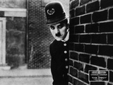 Easy Street, Charles Chaplin, 1917 Photo