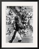 Walter Payton, 1979 Framed Photographic Print by Vandell Cobb