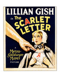 The Scarlet Letter, Lillian Gish On Window Card, 1926 Prints