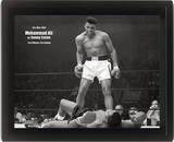 Muhammad Ali vs Liston Posters