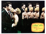 The Lady From Shanghai, Orson Welles, Rita Hayworth, 1947 Print