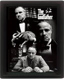 Godfather (Montage) Posters
