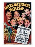 International House, 1933 Photo