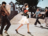 Summer Of '42, Gary Grimes, Jennifer O'Neill, Jerry Houser, Oliver Conant, 1971 Photo