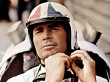 Grand Prix, James Garner, 1966 Photographie