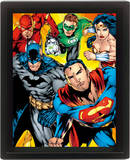 Dc Comics (Heroes) Prints