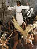 Jesus Christ Superstar, Ted Neeley, 1973 Photo