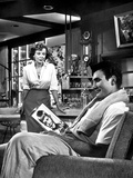 The Big Knife, Ida Lupino, Jack Palance, 1955 Photo