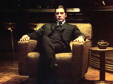 The Godfather: Part II, Al Pacino, 1974 Print