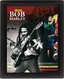 Framed: Bob Marley (Montage) Photographie