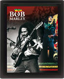 Framed: Bob Marley (Montage) Photo