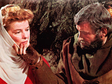 The Lion In Winter, Katharine Hepburn, Peter O'Toole, 1968 Photo