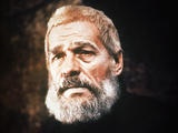 King Lear, Paul Scofield, 1971 Photo