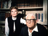 Guess Who's Coming To Dinner, Katharine Hepburn, Spencer Tracy, 1967 Photo
