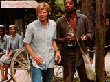 Conrack, Jon Voight, Paul Winfield, 1974 Photo
