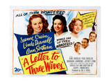A Letter To Three Wives, 1949 Photo