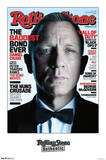 Daniel Craig Rolling Stone Cover Poster Posters