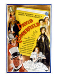 David Copperfield, W.C. Fields, Freddie Bartholomew, 1935 Posters