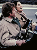Love Story, Ryan O'Neal, Ali MacGraw, 1970 Photo