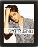 Framed: Justin Bieber Affiches