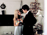 The Long Goodbye, Nina Van Pallandt, Elliott Gould, 1973 Plakater