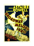 Broadway Melody Of 1940, Eleanor Powell, Fred Astaire, 1940 Posters